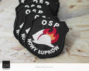 emblemat haftowany producent